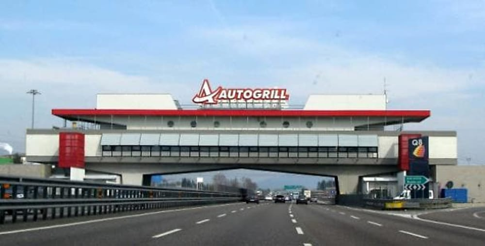 Autogrill news autostrade