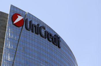 Unicredit, news su azioni in Borsa