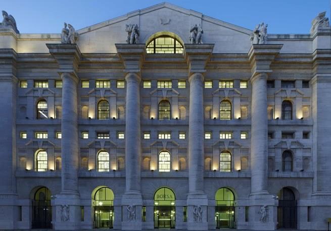 Borsa italiana milano ftse mib