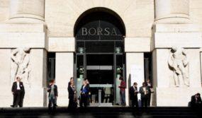Borsa italiana oggi