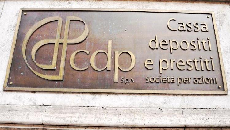 Cdp-Cassa Depositi e Prestiti
