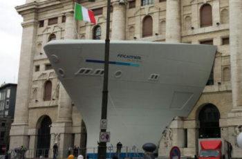 Fincantieri news borsa