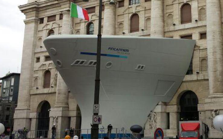 Fincantieri news