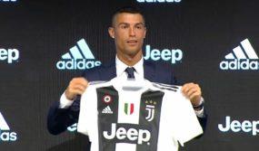 Juventus Ronaldo Borsa