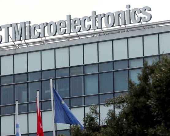 Stmicroelectronics stm target price