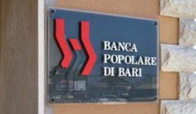banca popolare bari news