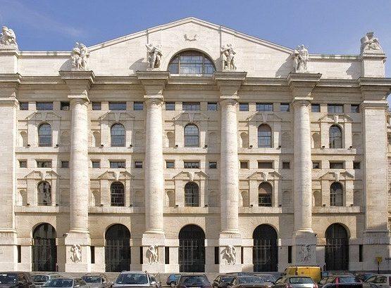 Borsa italiana oggi ftse mib Milano news