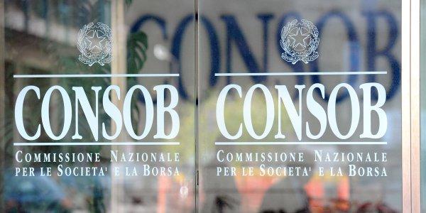 Consob, news arbitro Acf banche