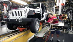 Fca Jeep news
