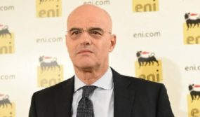 eni descalzi news