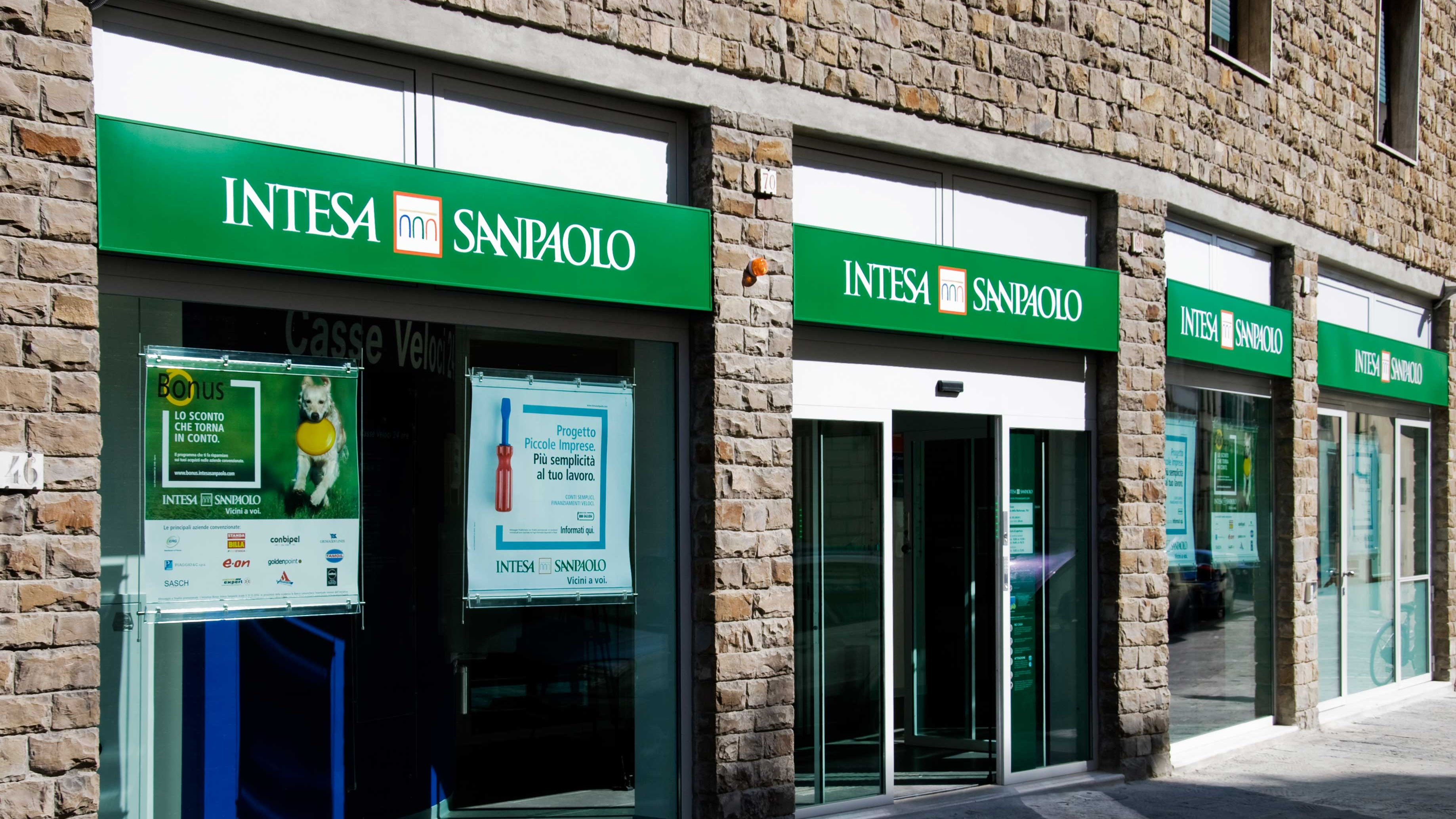 intesa antitrust