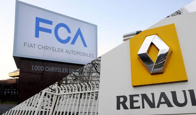 fca renault fusione