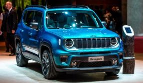 fca raccomandazione jeep plug-in elettrica
