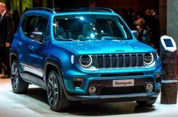 fca jeep plug-in elettrica