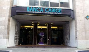 carige aumento