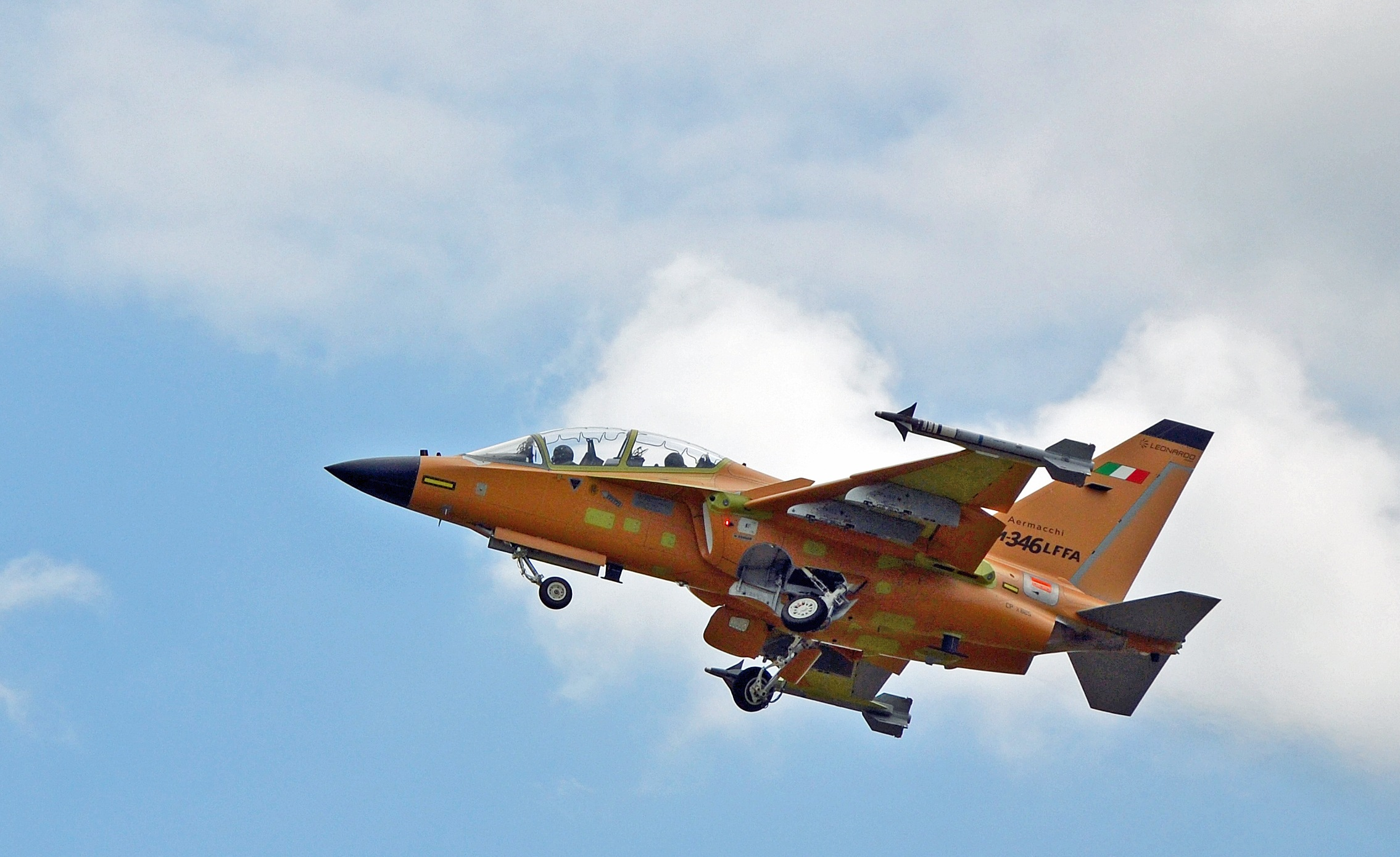 M-346 Fighter Attack