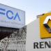 Fca, frenata di Renault su nuove trattative per la fusione